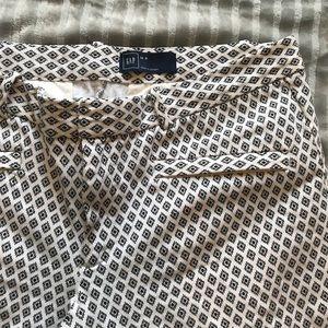GAP Pants - GAP slim leg dress pants